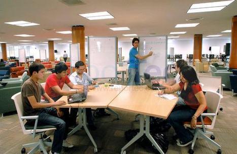 Learning Commons: nuevos espacios de aprendizaje y socialización   Portal Informativo   e-learning y aprendizaje para toda la vida   Scoop.it