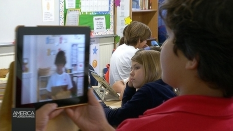 Video: How Teaching Changes When Kids Have iPads | distance education & learning | Scoop.it