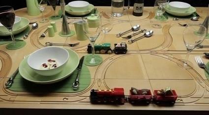 Japan opens unique train-themed café - Tokyo Times | Radio Show Contents | Scoop.it