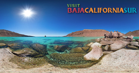 360° views of the best places to visit in Baja California Sur | Baja California | Scoop.it