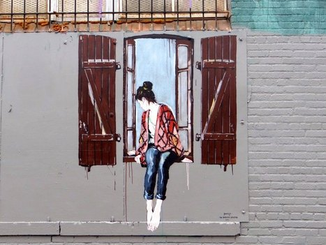 The Best Street Art in Brooklyn New York | 'THE ARTS' | Scoop.it