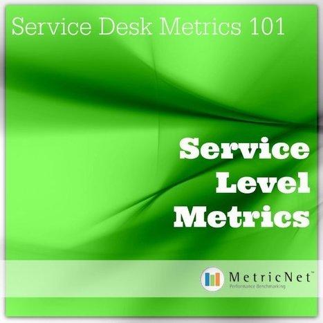Service Desk Metrics 101 | Service Level Metrics | IT | Service Desk | Desktop Support | Call Center | Performance Benchmarking | Scoop.it
