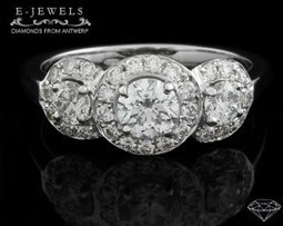 E-Jewels Jewellers Limerick. Trilogy Engagement Ring Ref 4914   Engagement Rings 2013   Scoop.it