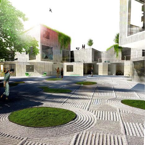 Cohousing per tutte le età   Architecture and Design Note   Scoop.it