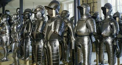 Armures et armes anciennes XIIIe – XVIIe siècle | L'actu culturelle | Scoop.it