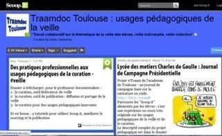 Diffuser des informations avec Scoop.it - CRDP de Franche-Comté | veille informationnelle et pédagogie | Scoop.it