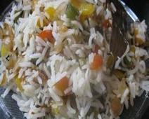 Capsicum Rice | Indian Vegetarian Recipes | Indian Recipes | Indian Food Recipes | Indian Microwave Recipes | Vegetarian Recipes Indian | Scoop.it