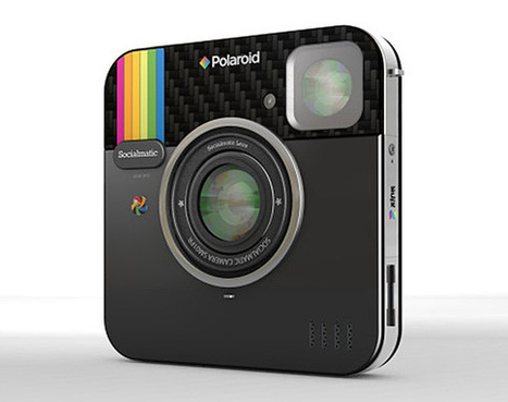 Instagram Socialmatic Camera Concept Becoming A Reality Under Polaroid Brand | Image & Media | Scoop.it