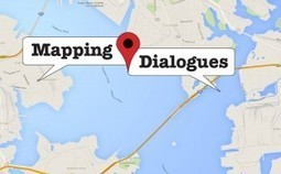 """Mapping Dialogues"" at Baltimore Museum of Industry April 5 - Mill Stories - UMBC 