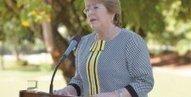 Bachelet dice que desaceleración de la economía era la prevista y asegura que medidas que impulsa el gobierno reactivarán la actividad   Doing Business in Chile - Desarrollar Negocios en Chile   Scoop.it