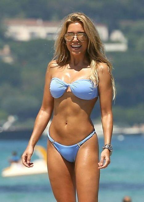 Photos : Sylvie Meis en bikini sexy à Saint-Tropez | Radio Planète-Eléa | Scoop.it