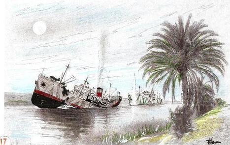 """Il CAIRO """"Gezira Club"""" di Franco Harrauer   Nautica-epoca   Scoop.it"""