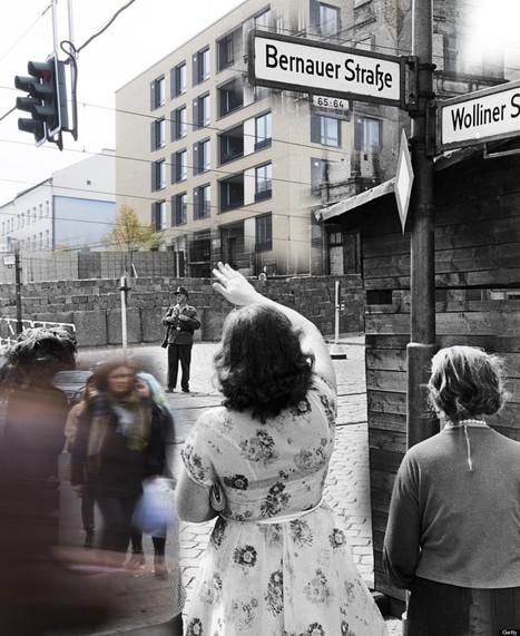 Découvrez Berlin, avant et après la chute du mur | Des liens en Hist-Géo | Scoop.it