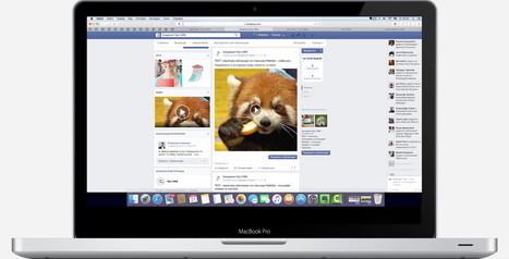 Как создать кольцевую галерею и слайд-шоу в Фейсбук | Социальные сети и бизнес | Scoop.it