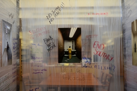 Law library exhibit shows what it's like to live in solitary confinement | SocialAction2014 | Scoop.it