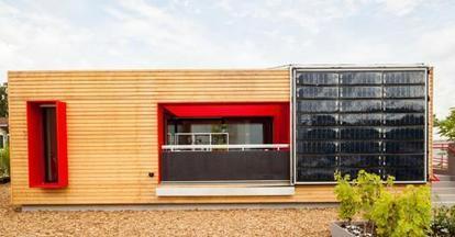 La casa efficiente Rhome for DenCity: da prototipo dei record a ... - Il Sole 24 Ore | ecohousing | Scoop.it