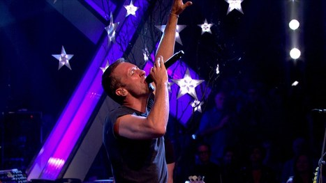 Coldplay - Sky Full of Stars - Later... with Jools Holland - BBC Two - YouTube | The Magazine | Scoop.it