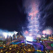 The Most Spectacular New Year's Eve Fireworks Are Definitely In Dubai | My Tweets | Scoop.it