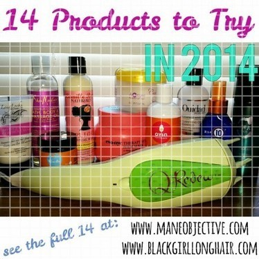 14 Natural Hair Products to Try in 2014 | Black Girl with Long Hair | Product Junkie | Scoop.it
