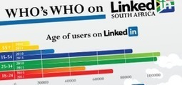 Linkedin in South Africa [infographic] | DigitLab | Social Media Marketing | Innovation in Advertising and Marketing | Scoop.it