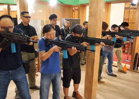 VIDEO: PTS DAS Training At Hong Kong Airsoft Show - Popular Airsoft NEWS | HkLifemagazine | Scoop.it