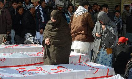 Eight Hazaras gunned down in Quetta bus attack | shiakillings | Scoop.it