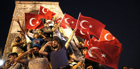 Why did Turks react so strongly against anti-Erdoğan coup? | How will you prepare for the military draft if U.S. invades Syria right away? | Scoop.it