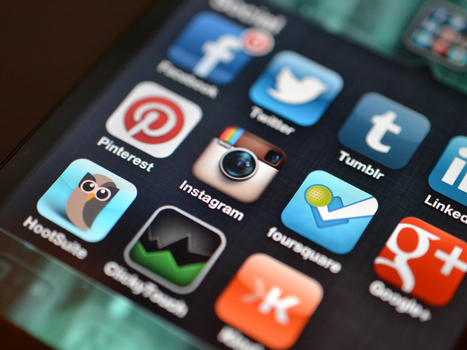 The evolution of social networking sites: the rise of content-centric platforms which favour the perpetual present. | Online Identity, Safety and Security | Scoop.it