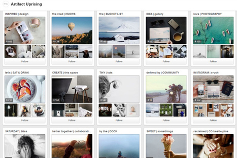 The Power of Pinterest for Small Businesses | Social Media Useful Info | Scoop.it