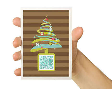 Secretly Scanable Barcode Greetings | Wallet Digital - Social Media, Business & Technology | Scoop.it