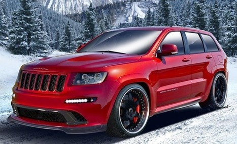 Hennessey rolls out 800-hp twin-turbo Jeep Grand Cherokee | The DATZ Blast | Scoop.it