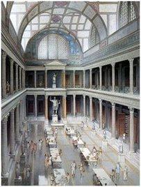 Historia del Libro (II): Las bibliotecas en Grecia y Roma | BiblogTecarios | Mundo Clásico | Scoop.it