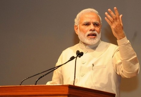 PM Narendra Modi urges IT industry to develop cyber security solutions - The Times24 | Computer Ethics and Information Security | Scoop.it