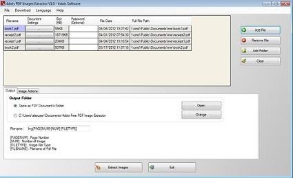 Extraer imágenes de documentos PDF con 4dots PDF Image Extractor | aprender de todo | Scoop.it