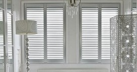 Spruce up the Look of your Abode with Solid Panel Shutters | Full Height Shutters | Scoop.it