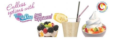 Frozen Yoghurt Mix Solution | Food | Scoop.it