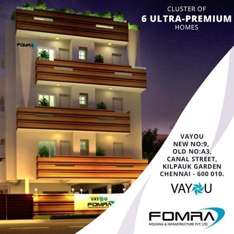2 BHK Flats in Kilpauk - Fomra Housing | Fomrahousing | Scoop.it