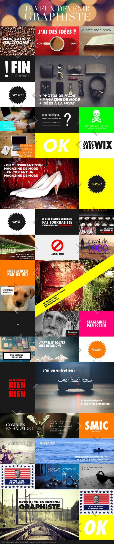 Je veux devenir graphiste ! | Agence Internet Réunion | Scoop.it