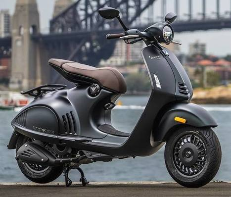 Piaggio Vespa 946 Launched in India at Rs 12.05 lakh | Maxabout Motorcycles | Scoop.it