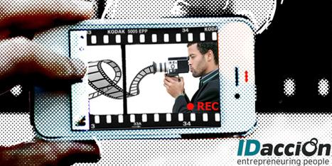 Saca tu lado cinéfilo: ¿cómo hacer un vídeo viral con pocos recursos? | APRENDIZAJE | Scoop.it