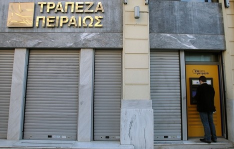Cyprus passes bills for EU bailout; Greece to take over bank branches | Current Middle East News | Scoop.it