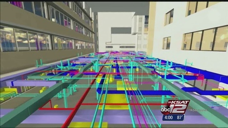 Virtual construction uses 3-D technology - KSAT San Antonio | cool stuff from research | Scoop.it