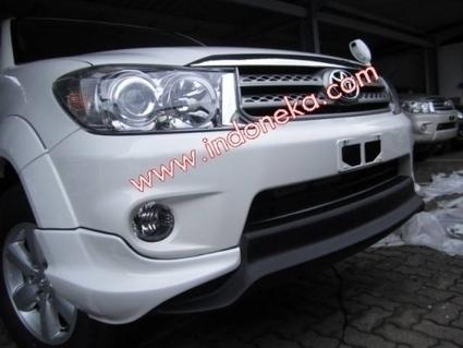 modifikasi mobil toyota fortuner | Aksesoris Mobil Toyota | Scoop.it