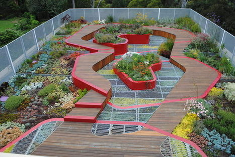 Green roofs and walls – a growth area in urban design | Sustainable building | Scoop.it