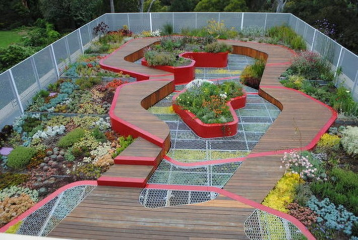 Green roofs and walls – a growth area in urban design | Container Gardening | Scoop.it