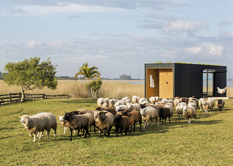 Prefabricated modular home delivered into the Brazilian countryside | new models | Scoop.it
