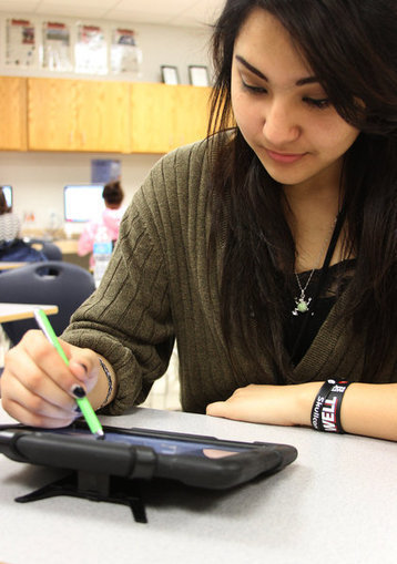 Mansfield schools' iPads increasingly more tools than toys - Fort Worth Star Telegram | iPads in Education | Scoop.it