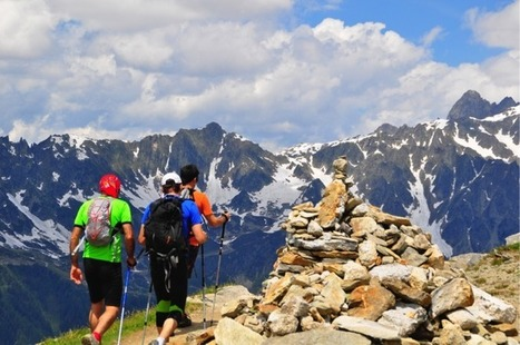 Hiking in Shadow of Mont Blanc | Just French it | Scoop.it
