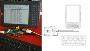Hack Your Kindle Into A Raspberry Pi Screen - Gizmodo Australia | InternetdelasCosas | Scoop.it