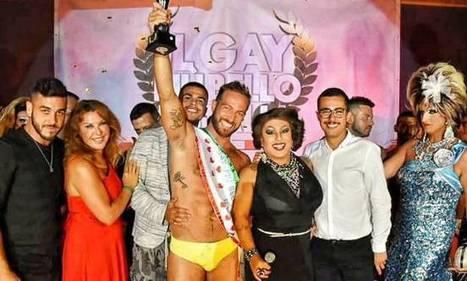 Alessandro Falcinelli  è il gay più bello d'Italia 2016 | Gayburg | Scoop.it